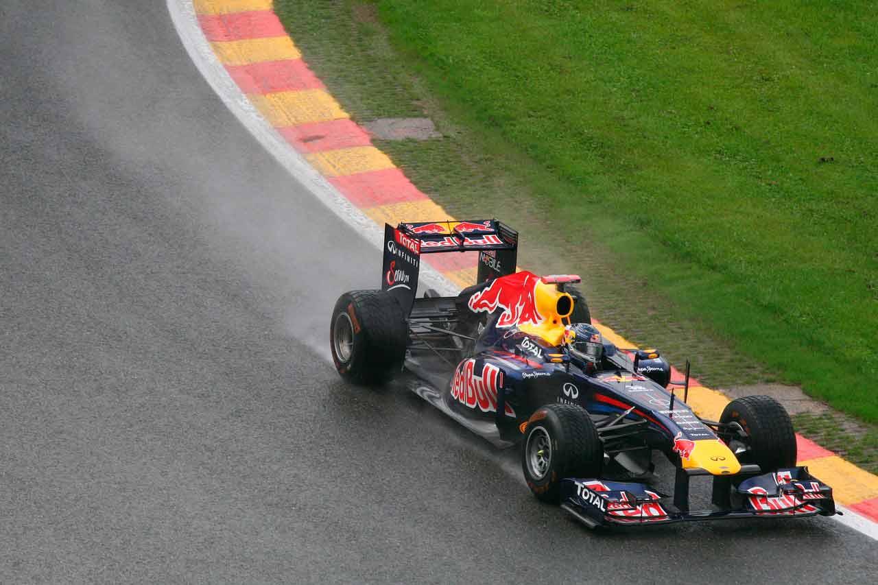 Fórmula 1 carrera, Fórmula 1 coche